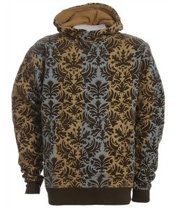 Burton Impression Hoodie Roasted Brown