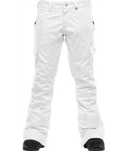Burton Indulgence Snowboard Pants Bright White