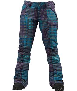 Burton Indulgence Snowboard Pants Heathers Cheeky Plaid
