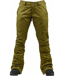 Burton Indulgence Snowboard Pants Olive