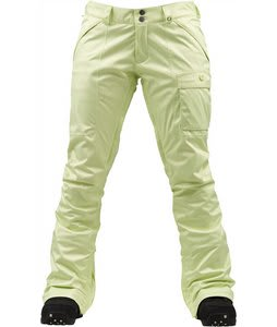 Burton Indulgence Snowboard Pants Sunny Lime