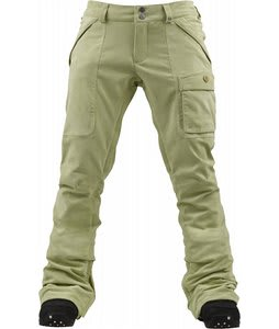 Burton Indulgence Snowboard Pants Toasted Cord