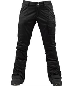 Burton Indulgence Snowboard Pants True Black