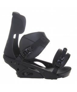 Burton Infidel Snowboard Bindings Black