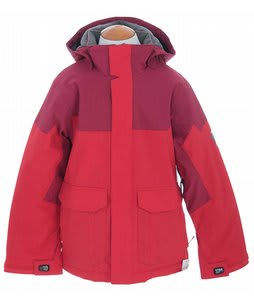 Burton Element Insulated Snowboard Jacket True Red