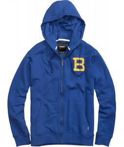 Burton Insignia Fullzip Hoodie Royals