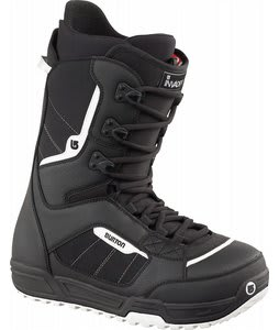 Burton Invader Boots Black/White