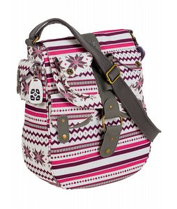 Burton Audex iPod Tote Fair Isle White