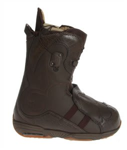 Burton Iroc Snowboard Boots Brown/Alligator