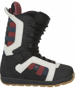 Burton Jeremy Jones Snowboard Boots Black Denim/Multi