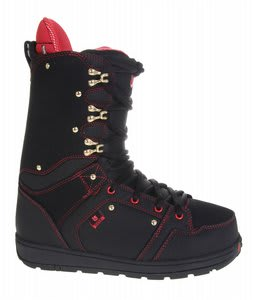 Burton Jeremy Jones Snowboard Boots Black/Red