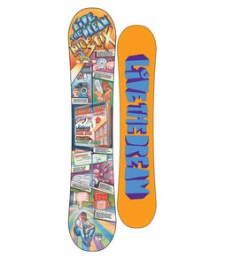Burton Jeremy Jones Snowboard 151