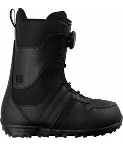Burton Jet Snowboard Boots Black