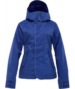 Burton Jet Set Snowboard Jacket Academy