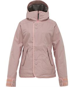 Burton Jet Set Jacket Blush