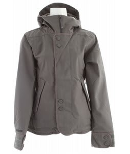 Burton Jet Set Snowboard Jacket Heathers