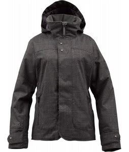 Burton Jet Set Snowboard Jacket True Black