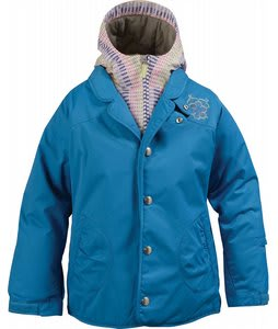 Burton Jewel System Snowboard Jacket Blue Topaz