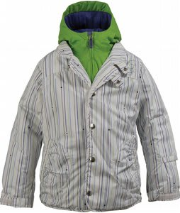 Burton Jewel System Snowboard Jacket Minpin Bright White