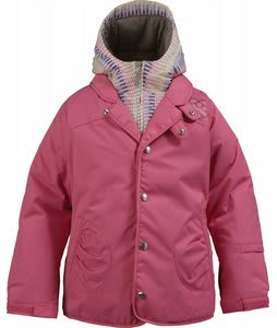 Burton Jewel System Snowboard Jacket Rock N Rose