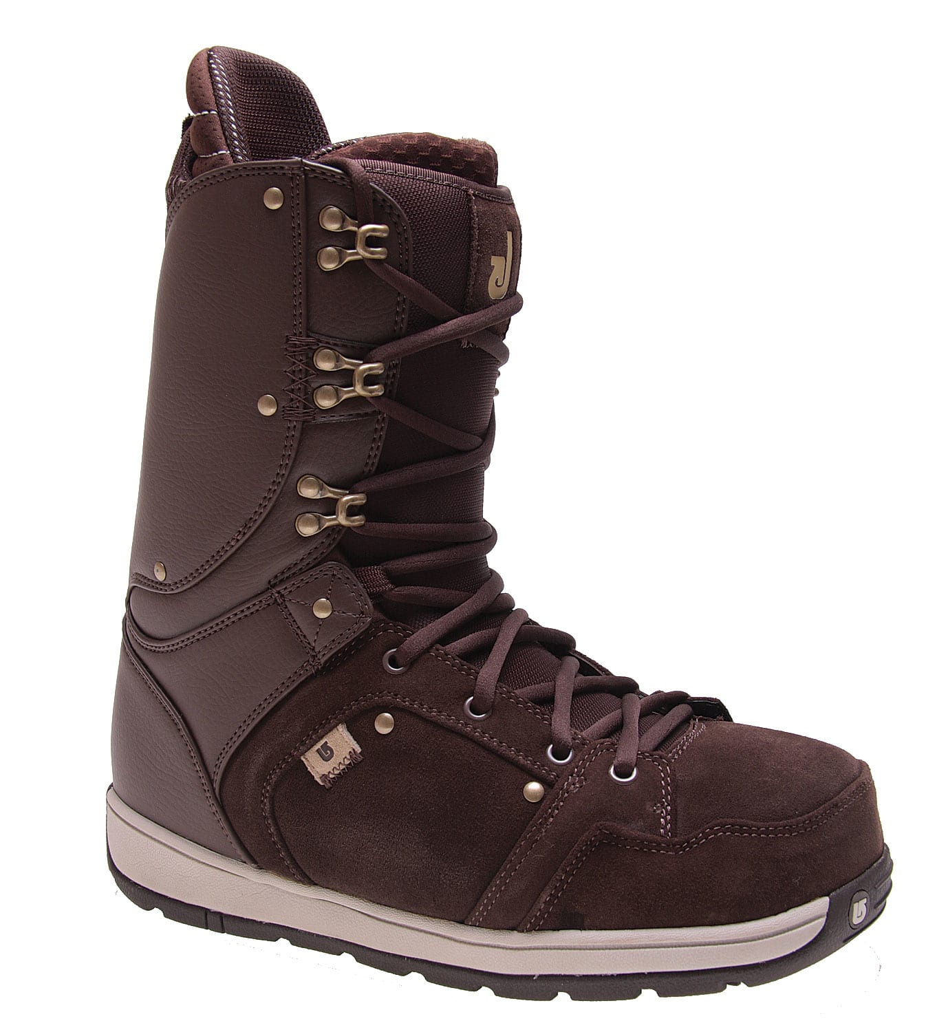 Shop for Burton Jeremy Jones Snowboard Boots Brown - Kid's