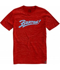 Burton Joystick Slim Fit T-Shirt Heather Lava