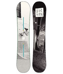 Burton Joystick Wide Snowboard 156