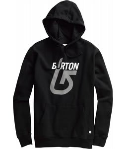 Burton Karpis Pullover Hoodie True Black