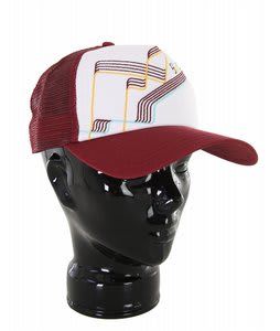 Burton Kiss My B Trucker Hat