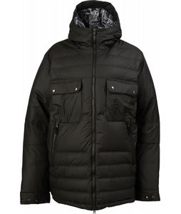 Burton Restricted Kurtz Down Snowboard Jacket True Black