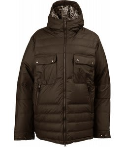 Burton Restricted Kurtz Down Snowboard Jacket Mocha