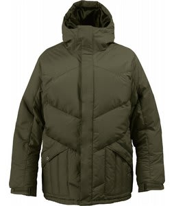 Burton Kush Down Snowboard Jacket Trench
