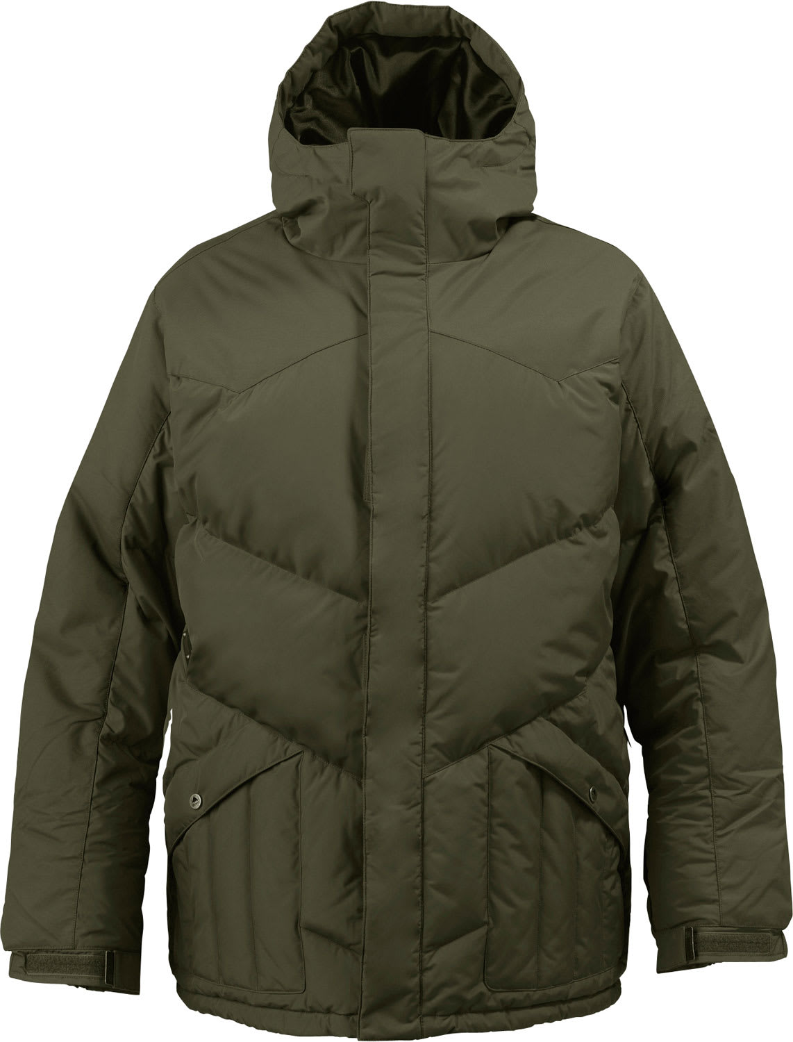 Shop for Burton Kush Down Snowboard Jacket Trench - Men's