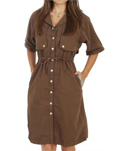 Burton Lab Dress Roasted Brown