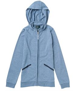 Burton Lark Hoodie Team Blue Heather