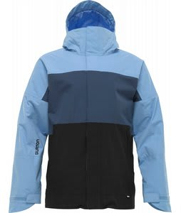 Burton Launch Insulated Snowboard Jacket Blu23/Team Blue/True Black