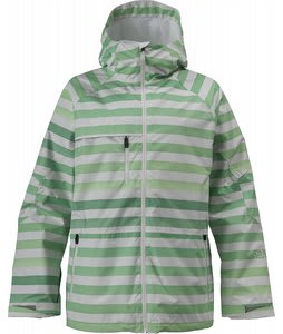 Burton Launch Snowboard Jacket Absynth Big Stripe