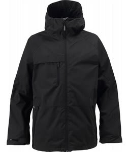 Burton Launch Snowboard Jacket True Black