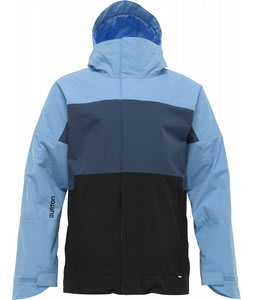 Burton Launch Snowboard Jacket Blu23/Team Blue/True Black
