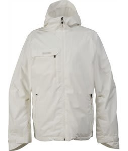 Burton Launch Snowboard Jacket Bright White
