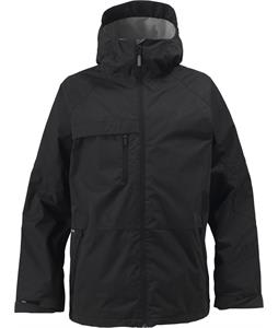 Burton Launch Insulated Snowboard Jacket True Black
