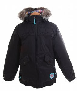 Burton Lavish Bomber Snowboard Jacket True Black