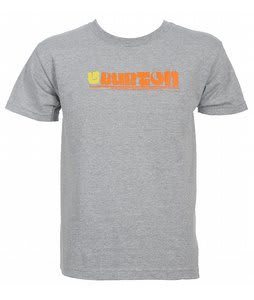 Burton Learnt T-Shirt Athletic Heather