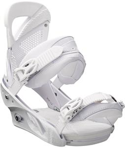Burton Lexa Snowboard Bindings That's White