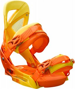 Burton Lexa EST Snowboard Bindings Autumn