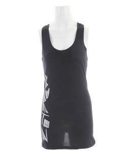 Burton Lexington J Tank Black
