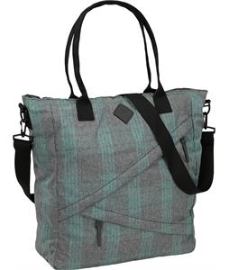 Burton Lida Laptop Tote Misty Tidal Plaid 20L