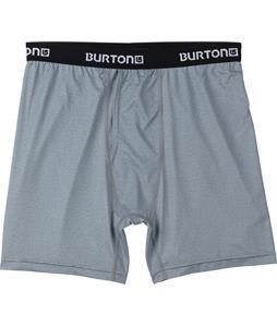 Burton Lightweight Boxers Heather Grey