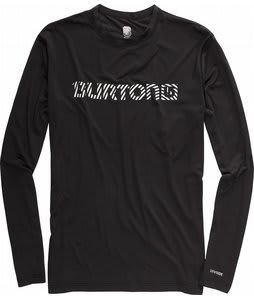 Burton Lightweight Crew First Layer Shirt True Black