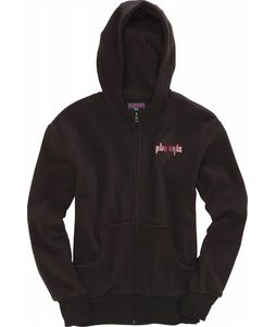 Burton Lil Bang Hoodie True Black 